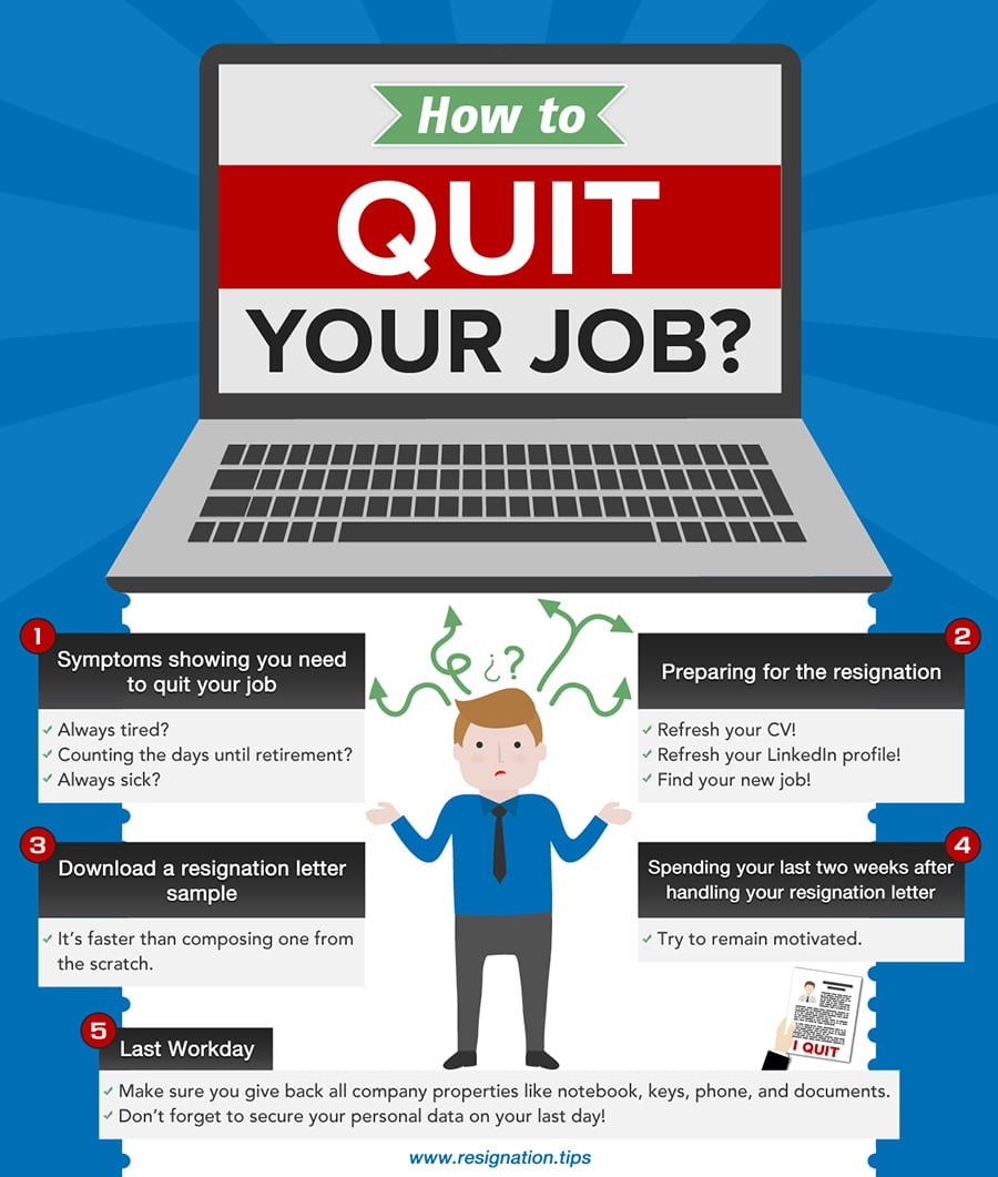 How to quit your job?